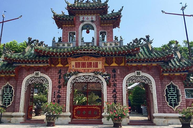 12. Quan Cong Temple, Quang Nam Province