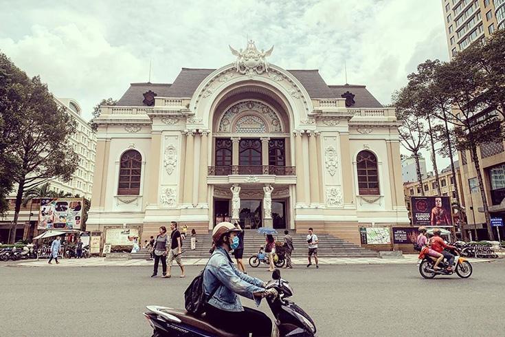 9. Saigon Opera House