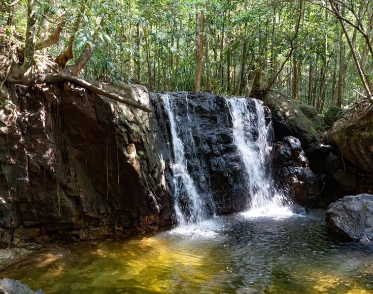 6. Suoi Tranh Waterfall, Kien Giang