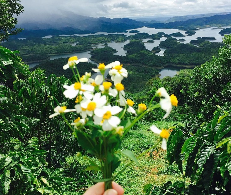 Ta Dung Lake Dak Nong - When to Camp in Vietnam