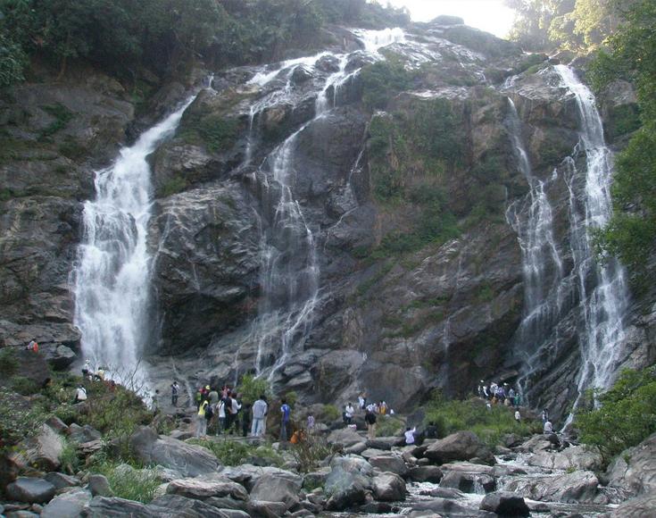3. Tac Tinh Waterfall, Lai Chau