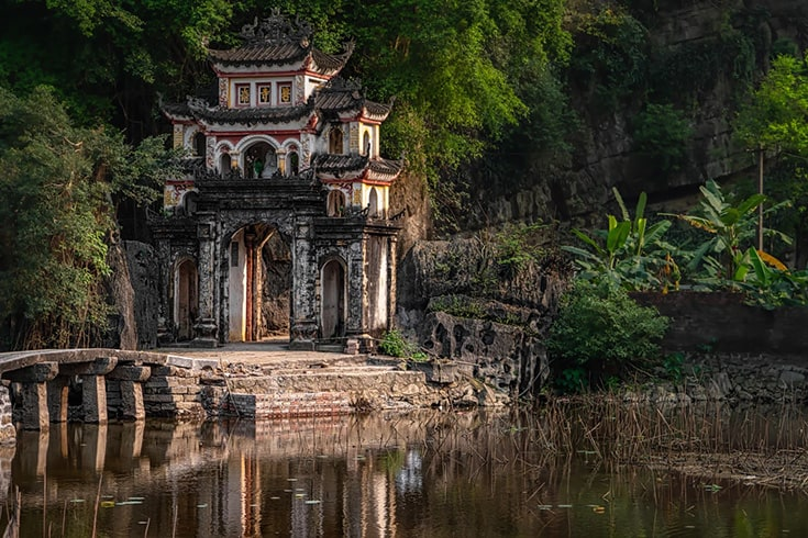 Tam Coc Bich Dong pagoda