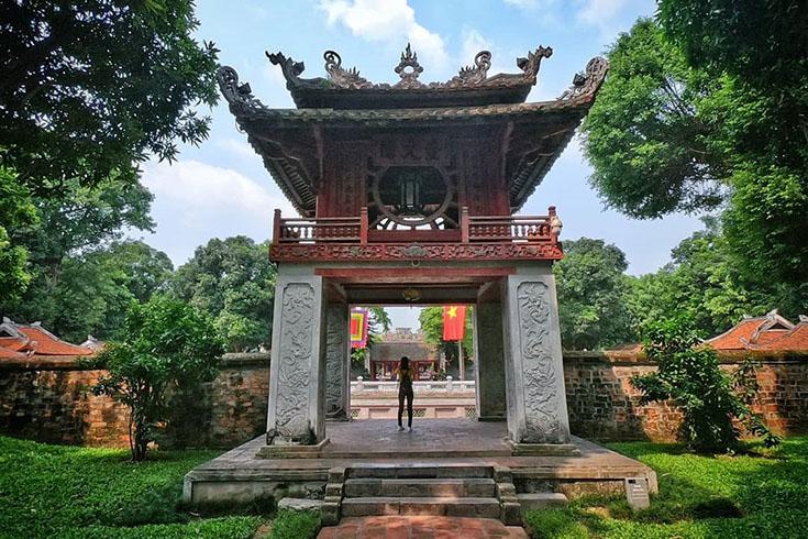 3. Temple of Literature