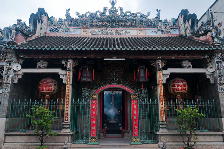 14. Thien Hau Temple, Ho Chi Minh City