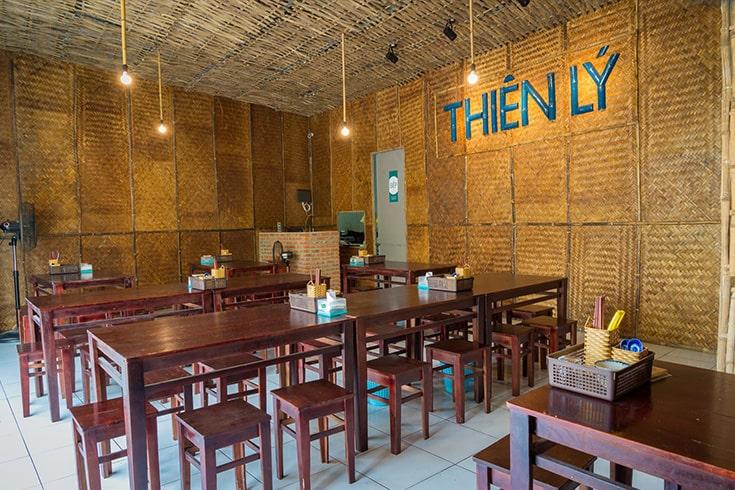 Thien Ly Da Nang Style