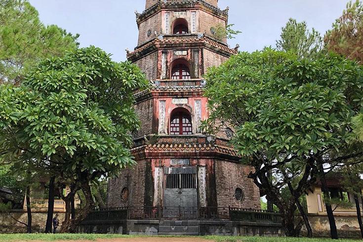 5. Thien Mu Pagoda, Hue