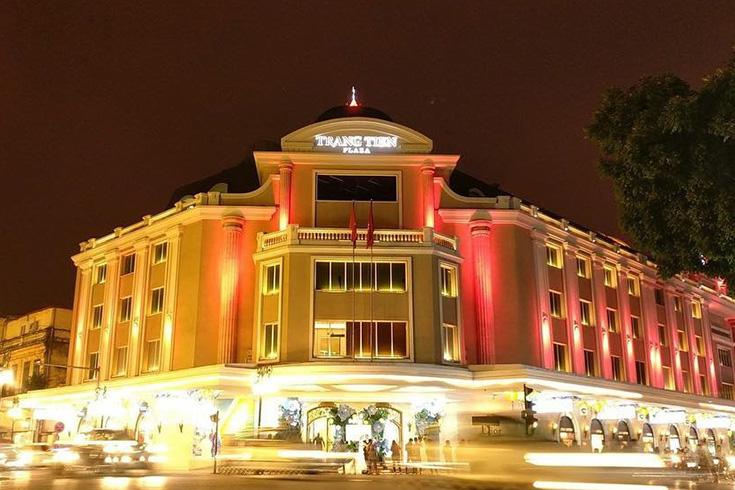 Trang Tien plaza
