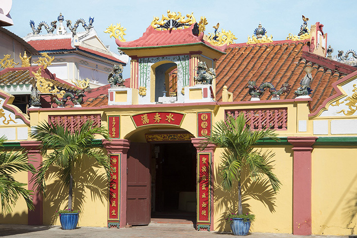 6. Van Thuy Tu Temple, Binh Thuan province