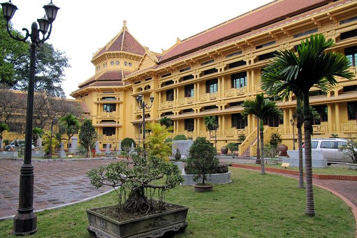 10. Vietnam National Museum of History