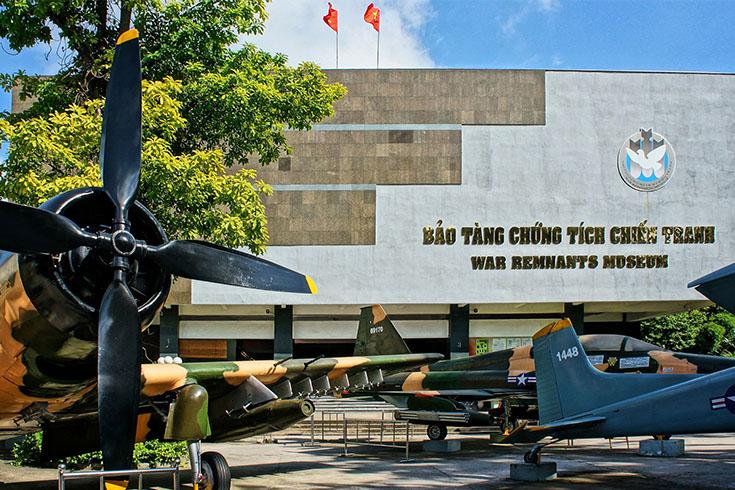 Visit War Remnants Museum