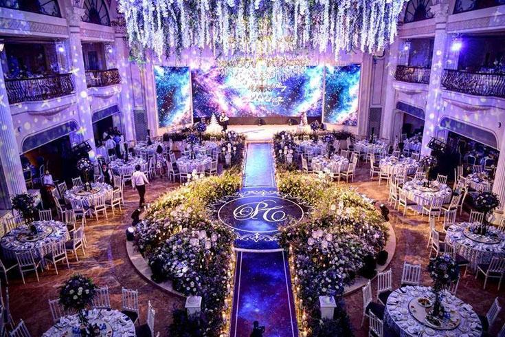 Wedding at Sen Tay Ho