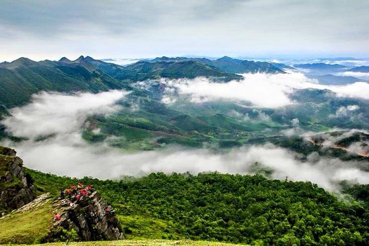 Dong Cao Plateau - Bac Giang