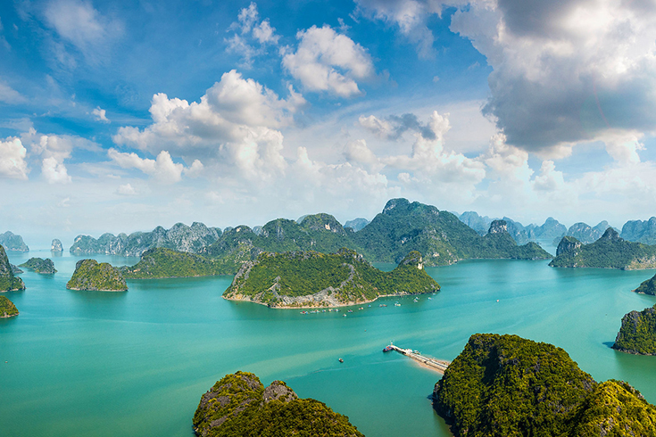 Discover Vietnam - The Country of World Heritages