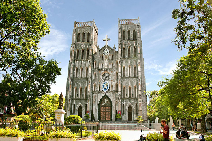 5. St. Joseph's Cathedral