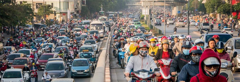 9 Different Modes of Transportation in Vietnam