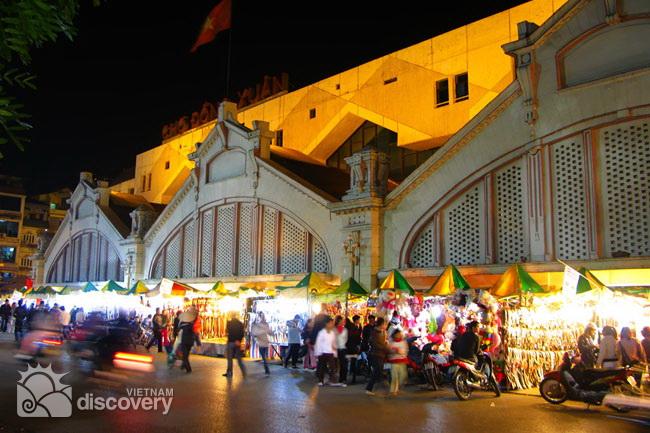 Four Hours Hanoi by Night