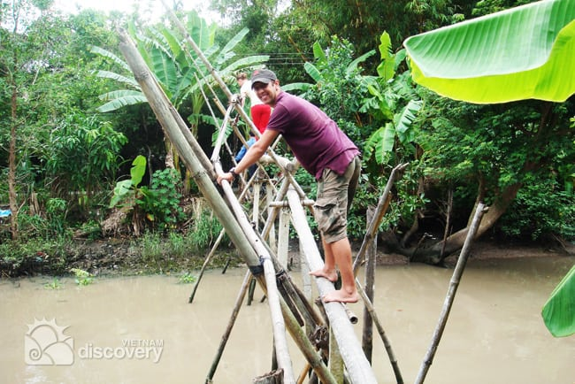 Mekong Delta Vietnam At A Glance in My Tho and Ben Tre