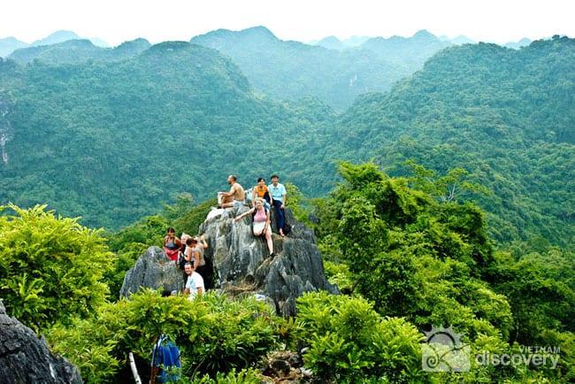Lan Ha Bay and Cat Ba Adventure