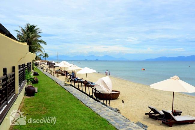 A Beach Vacation in Hoi An