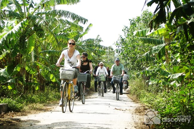 One Day Cycling and Rowing Tour at Star Eco-resort and Galaxy Grotto