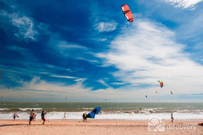A Beach Break from Ho Chi Minh City to Mui Ne