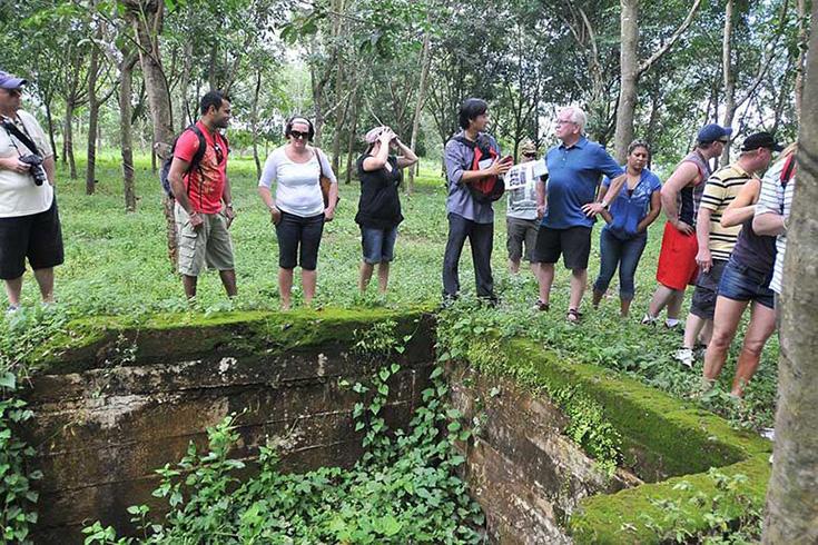 Day Tour to Long Tan Nui Dat Battle Field