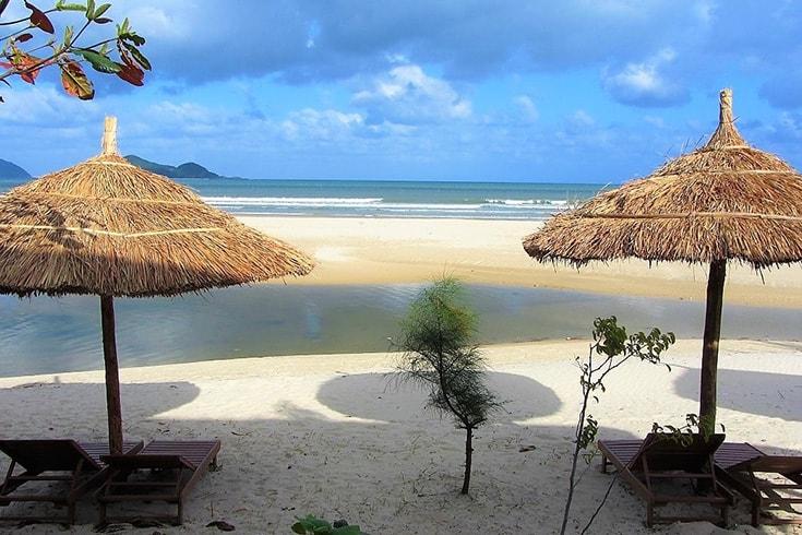 Dai Lanh seaside