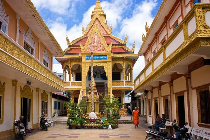 Munirensay Pagoda - by Luna Feles