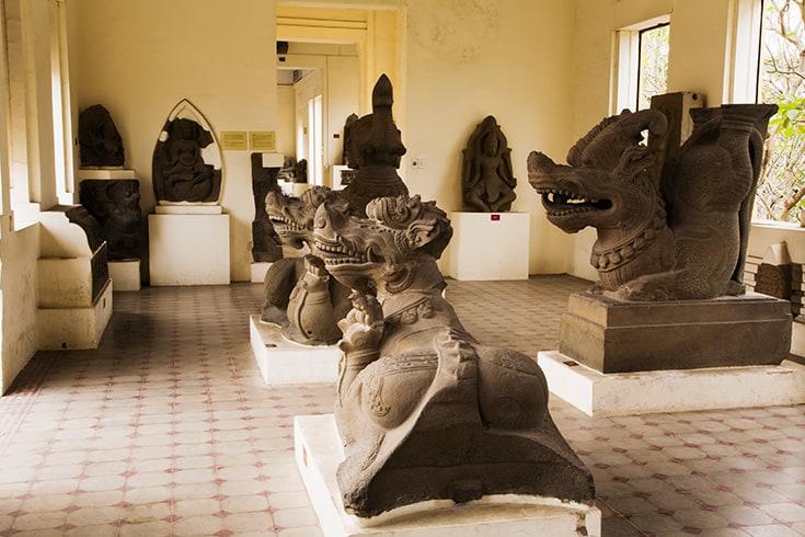 Visit Cham Museum