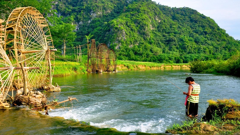 A Short Hiking Trip in Pu Luong Nature Reserve