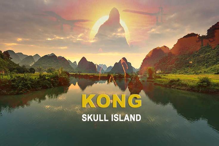 Kong Skull Island Tour