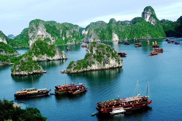 Best time to visit Tuan Chau island