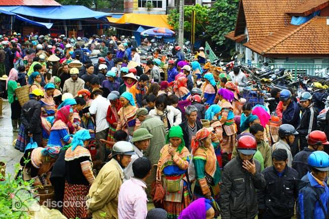 Weekend Trip to Sapa and Bac Ha Market