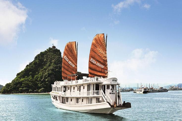 Get on Cruise Halong Bay