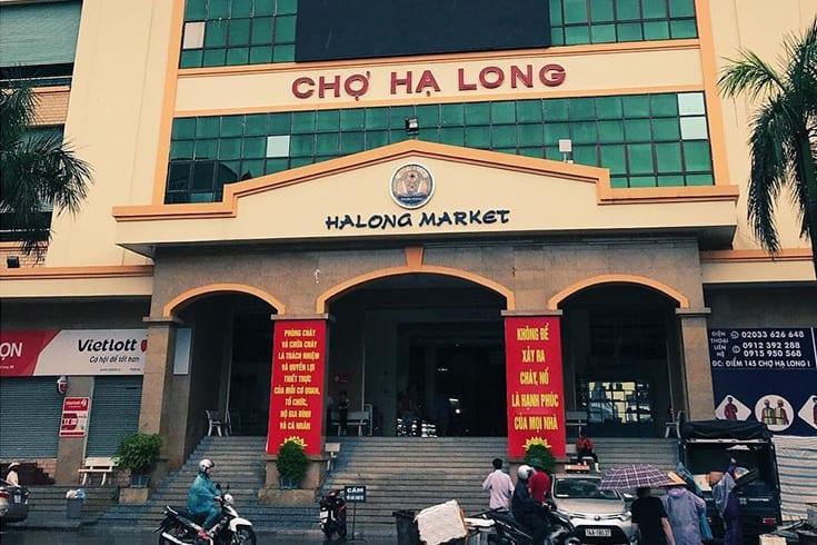 Halong I Market