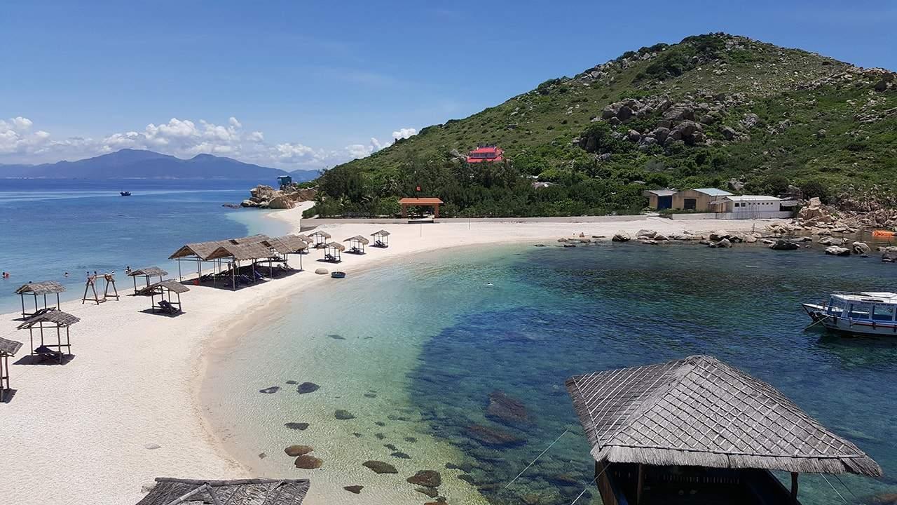 Swallow Island in Nha Trang