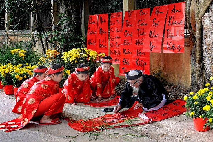 Things to do during Tet holiday in Vietnam