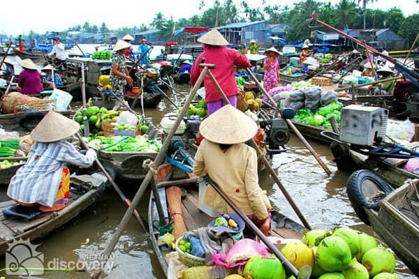 Mekong Delta on board