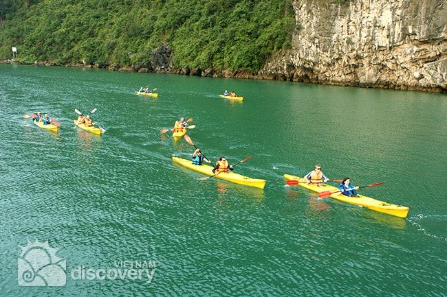 Secrets of Ha Long Bay and Bai Tu Long Bay
