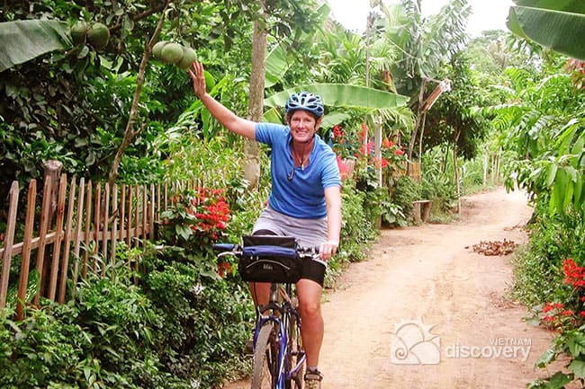 Exclusive Mekong Three-day Tour on The Two-wheels