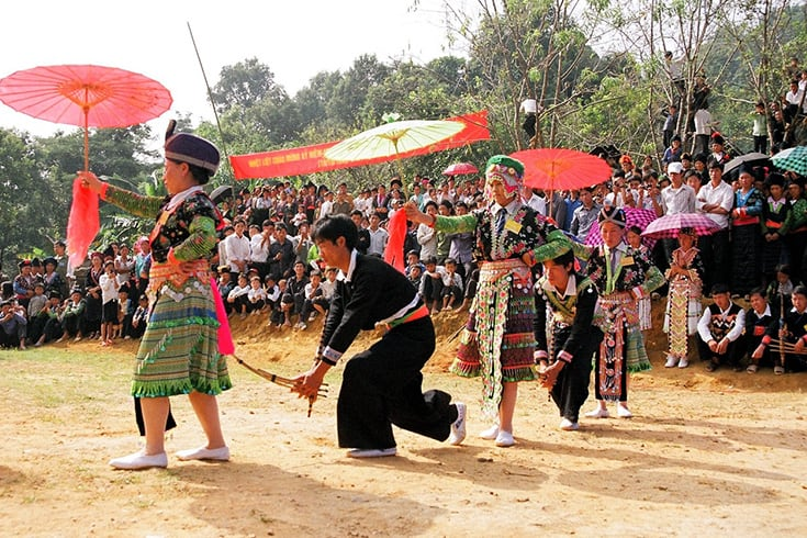 During Gau Tao festival
