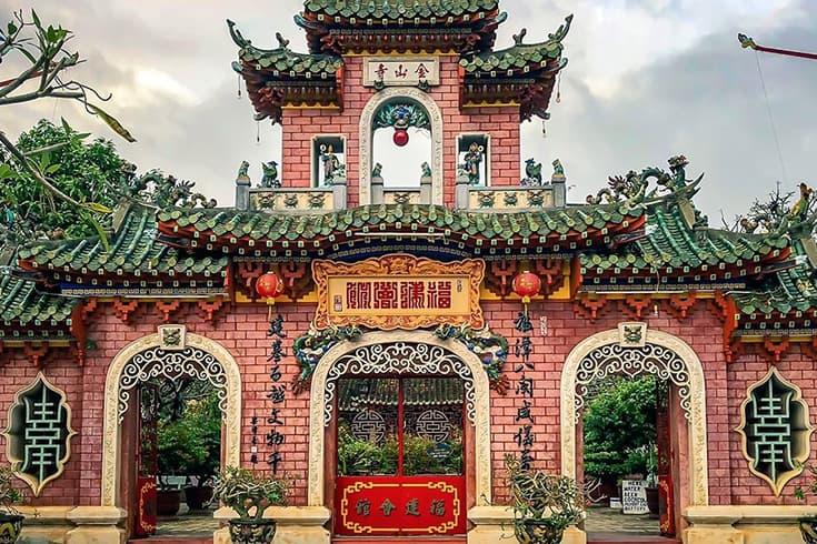 History of Quan Cong temple