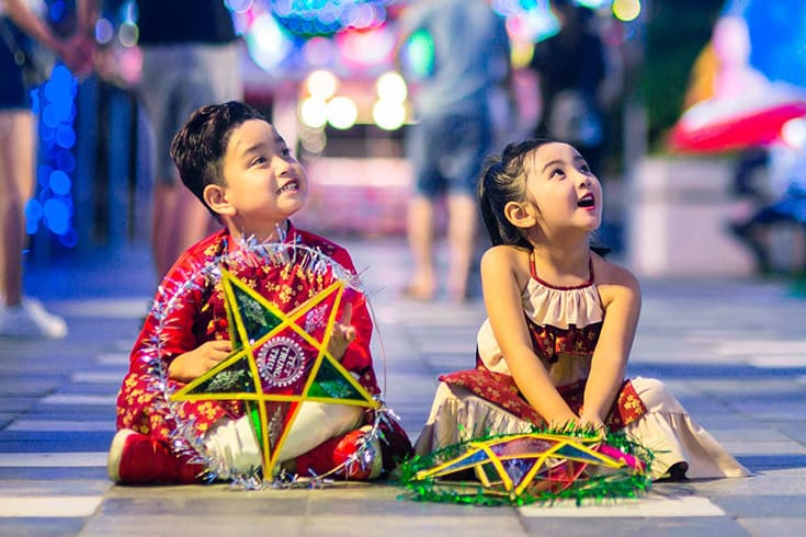 How Full Moon Festival in Vietnam was Originated