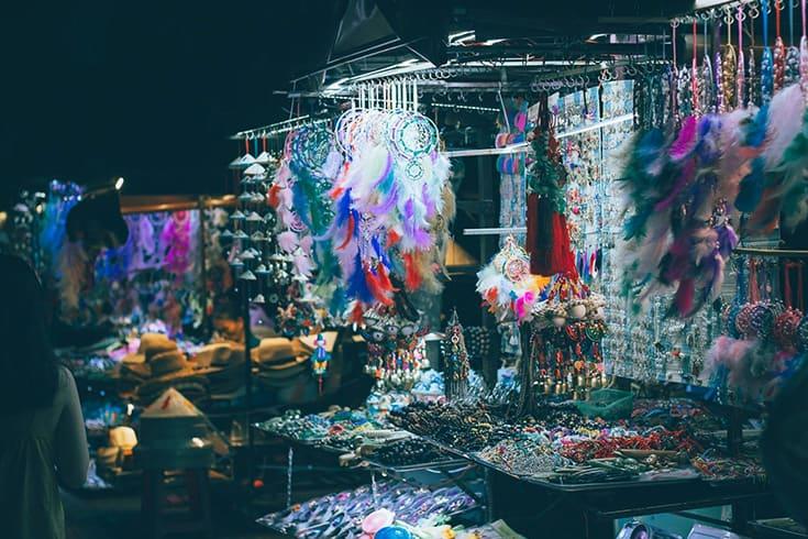 Shop at Hoi An Night market