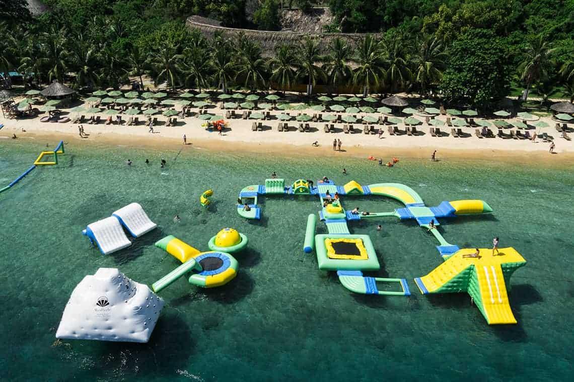 Hon Tam island - islands in Nha Trang