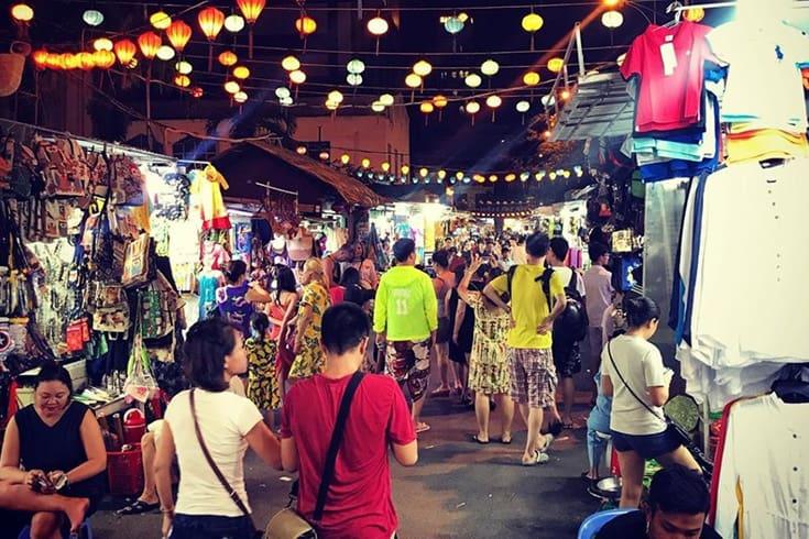 Nha Trang night market