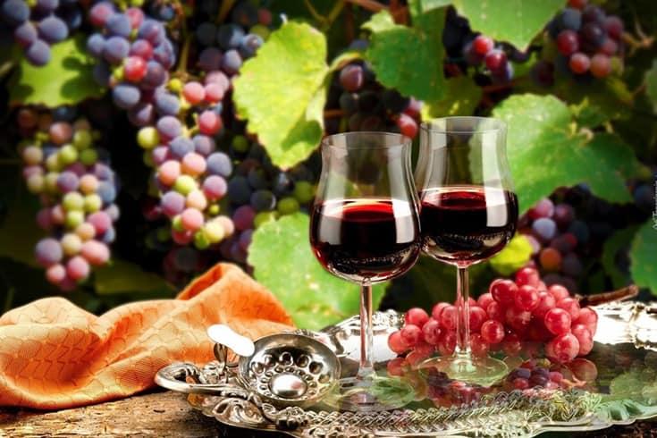 Vang Da Lat wine