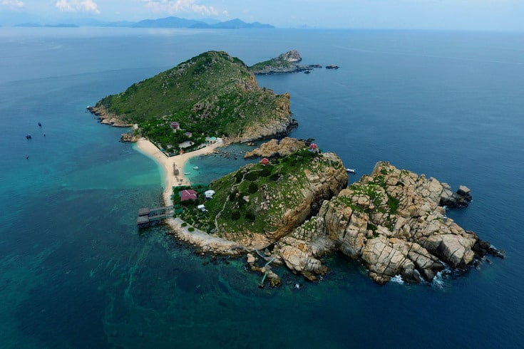 Yen Island in Nha Trang