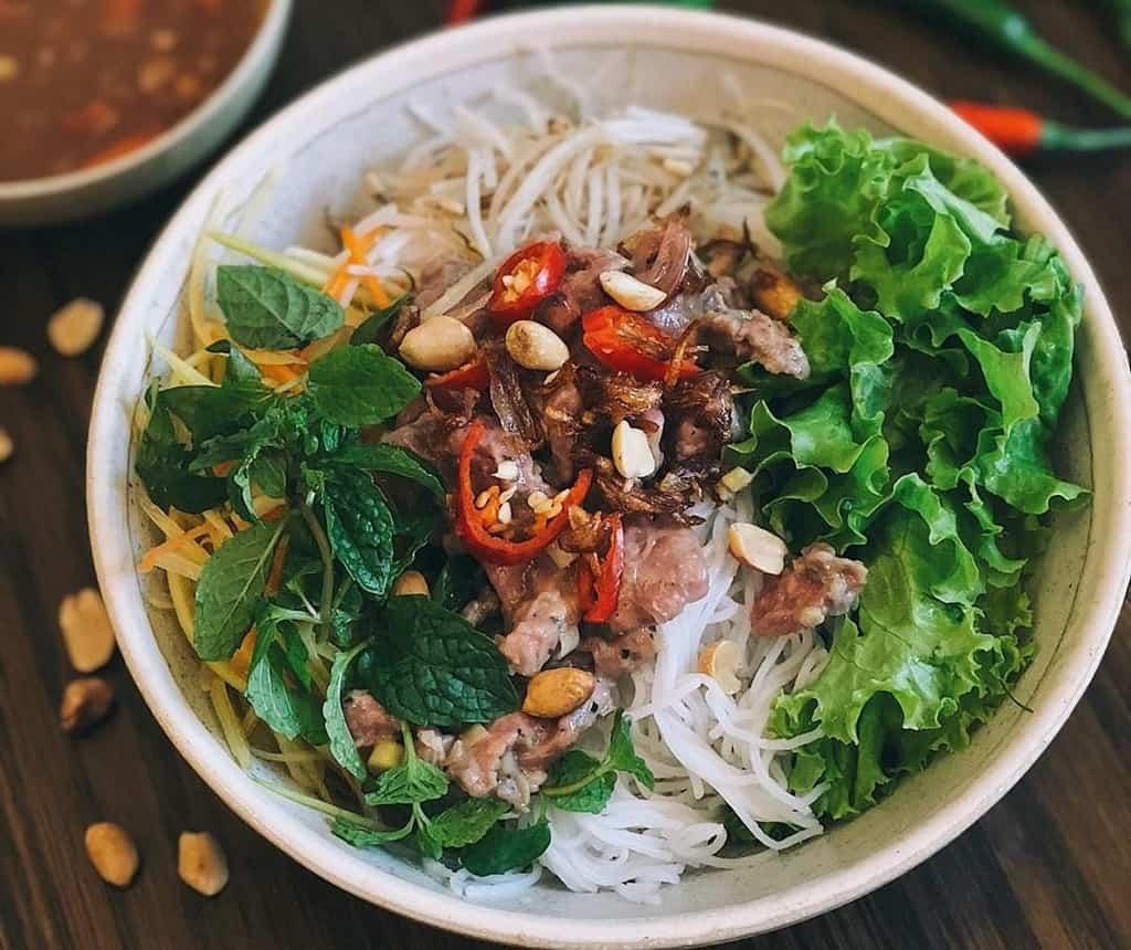 Bun Mam - Vietnamese Fermented Fish & Seafood Vermicelli Soup