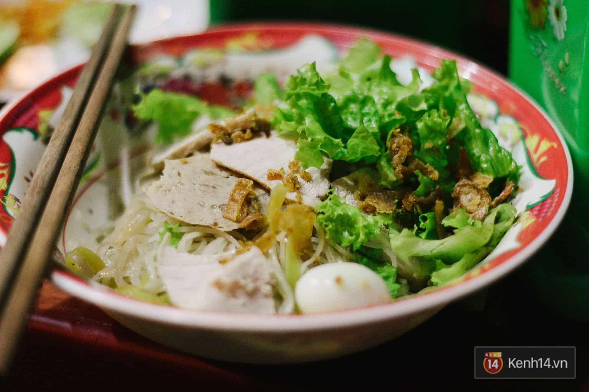 Hu Tieu Go (Chinning noodle)